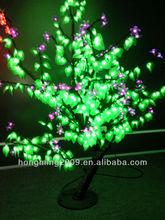 peach blossom and leaf tree, tree light, led tree light, christmas light