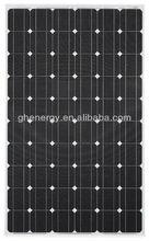 high quality 220w mono solar panel