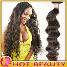 32 inch Brazilian cheap human hair weaving