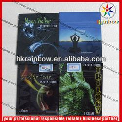 Moon Walk Herbal Incense bag