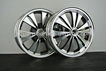 12 Inch Alloy Wheels of Motorcycle