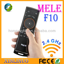 MELE F10 Remote Comtrol 2.4g wireless fly mouse keyboard