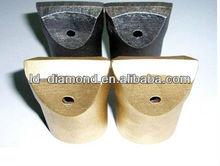 horse shoe bits/hose shoe bit/tapered chisel bits (thread bit)