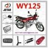 WY125 motocicleta parts