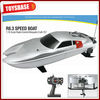 RC gas boat