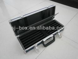 Knife Aluminum Case with Foam Inserts