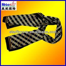 2013 mens stripe scarf italian suit cravat (ST-SC242)