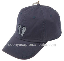 Fashionable Cotton Slippers Printing Men Baseball Caps