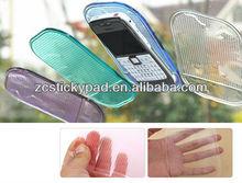 2013 The most popular mobile phone anti slip pad,non slip pad,nano magic pad for car