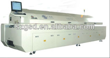 GSD-L8 large size eight zones SMT CFL soldering equipmentmac cost, To be the best manufacturers in china