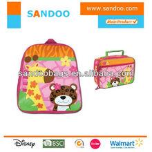 Go Go Girls Zoo bag and Lunchbox Se