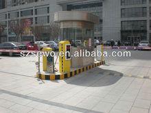 Remote Parking ACCESS control Barrier gate Ticket machine