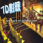 2013 newest hot sale amusement game machine 7D cinema