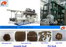 Animal feed making plant
