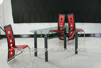 Dining Glass Tables,Dinning Table Set MDT-313