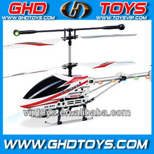 Radio frequency 3ch rc helicopter with gyro&light Demo function