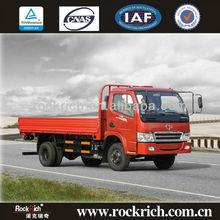 light truck 6 ton--130HP Diesel 4X2 light cargo truck