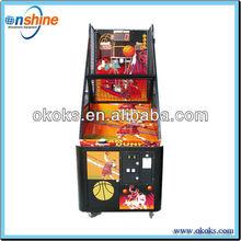 Popular electronic basketball scoring machine