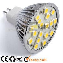 NEW! MR16 led spotlight bulb aluminum housing