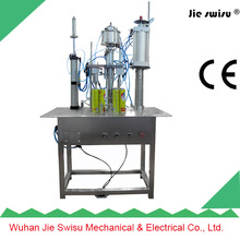 portable spray booth filling machine with CE certification