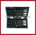lake kaplama Parlak piyano siyahı kurşunkalem toplama kutusu