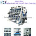 Medio doppio- lato bordoidraulico compressore