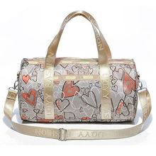 Promotional dance duffel bag cheap travel bag