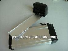 rear rack type e-bike kit 36v 500w battery