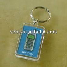 Fashion&personalized&popular acrylic key chain