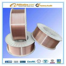 ER70S-6 CO2 Gas Shielded Solid Welding Wire
