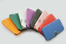 Virar luxo carteira de couro titular Case capa para Samsung Galaxy i9082 grande Duos