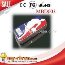 USB flash drive for NBA, athlete usb stick, player usb flash memroy. Customize any LOGO