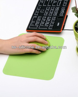 free sample silicone mouse pad, blank mouse pad