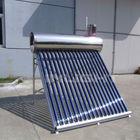 Compact Non-pressurized Stainless Steel calentador de agua solar