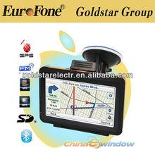 2013Promotional!!!Auto car gps navigation ,car gps multimedia navigator GD-50U