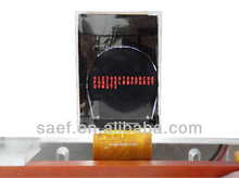 """1.5""""inch 240*(RGB)*240 dots round Color LCD display"""
