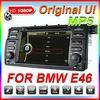 Car dvd gps car audio systems for bmw E46 gps Navi