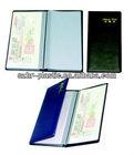 Personal PU Cheque Book