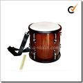 Tambora tambor con correa de Nylon y de madera batidor de huevos y llave de afinación ( ATMLB100 )