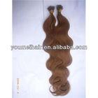 cheap! GradeAAA Russian Blond virgin i tip hair