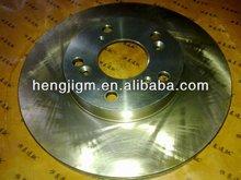 Customized lexus brake discs