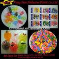 Crianças piso ballon jogos barato big latex lançador de balão de água