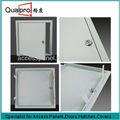 De acero inoxidable de techo panel de acceso/puerta de inspección/escotilla de acceso de la puerta con cuatro anclajes de pared ap7030