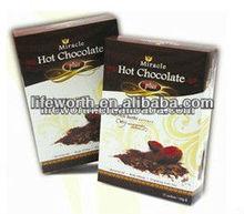 Rich Gourmet bulk hot Chocolate, cocoa bean powder drink