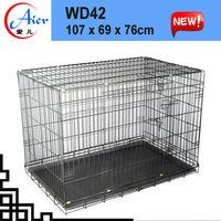 cubby house aluminum dog cage
