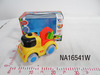 Good quality battery operated trucks kids with light and music
