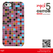 2013 new fashion scratch proof one piece smart case for iphone 5
