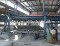 la arena y cemento cal aac línea de producción de planta de hormigón celular
