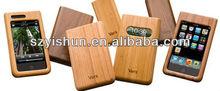 Cusotmized fashion design wood phone case phone wood case