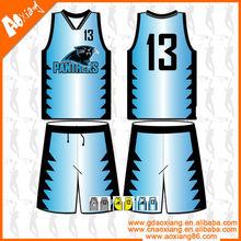 2015 Team colorful OEM fashion basketball wear